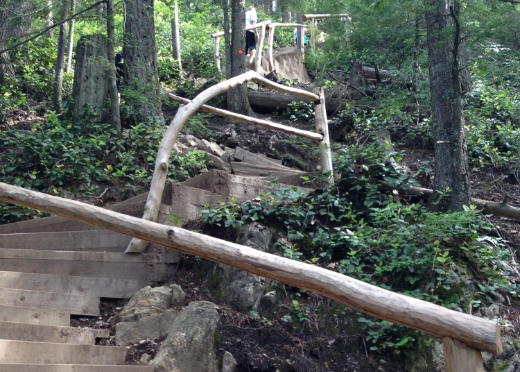 (1a) Grind stairs pic