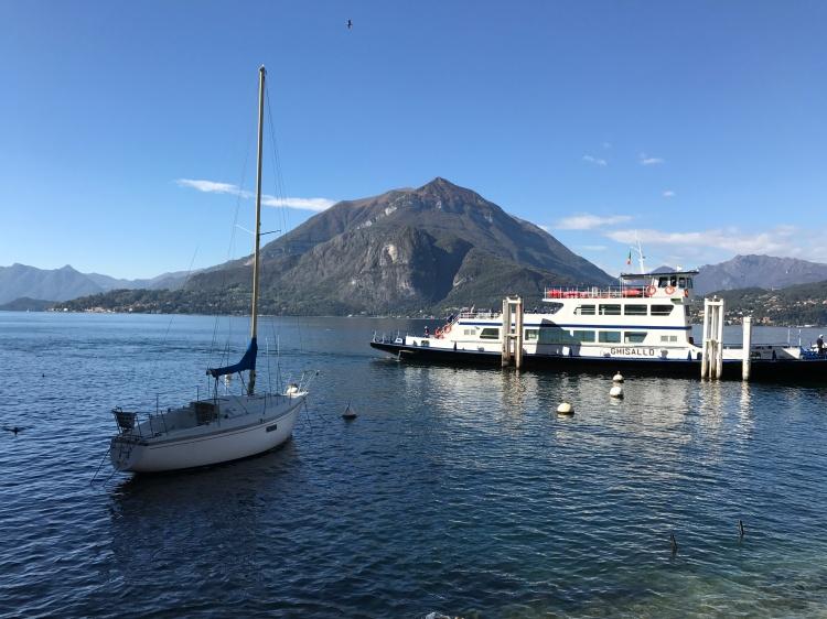 (5) Lake Como Ferry Picture