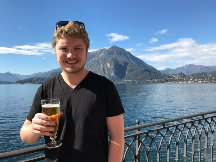 (7) Me with a beer summary pic