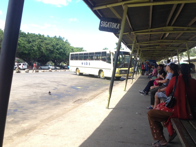 Fiji Nadi Bus Station