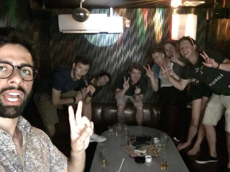 Karaoke Time in Kyoto