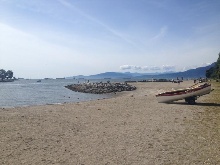 (2) English Bay pic