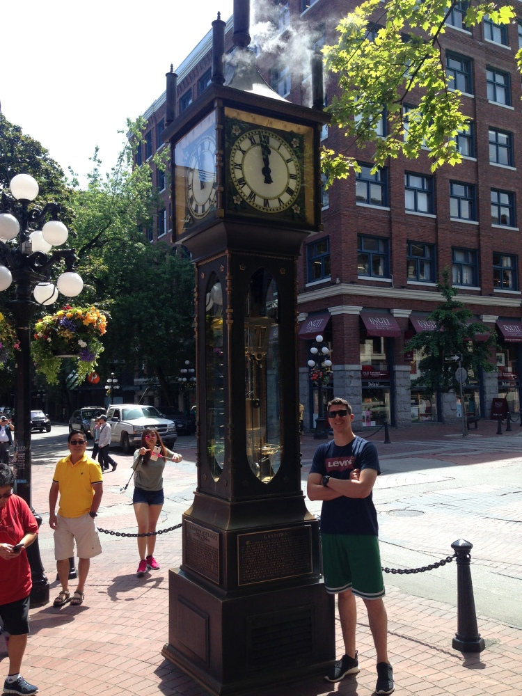 (3) Gastown Vancouver