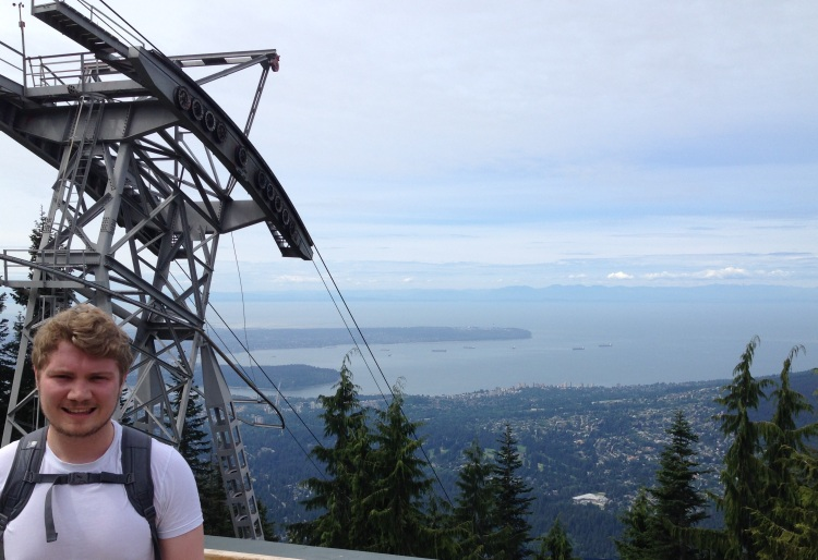 (5) Grouse Grind View