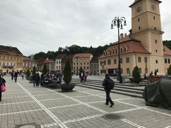 Brasov Town Centre