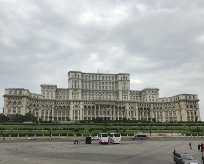 Parliament Building Romania