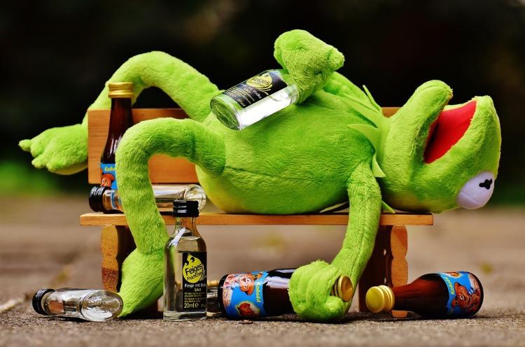 (2) Boozing Alcohol image