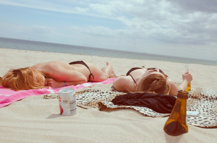 (9) Sunburn