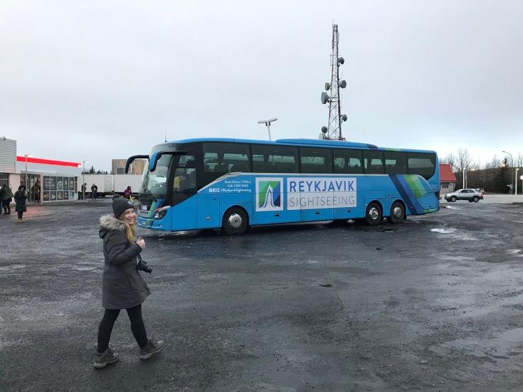 (2) Tour Bus